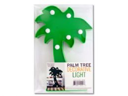 12 Units of Palm Tree Decorative Light - Lamps and Lanterns