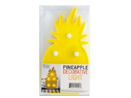 12 Units of Pineapple Decorative Light - Lamps and Lanterns