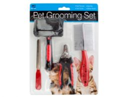 12 Units of Dog Grooming Set - Pet Grooming Supplies
