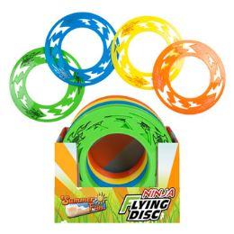 48 Units of Ninja Flying Disc - Sports Toys