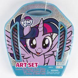 12 Units of Art Set Case My Little Pony Large 41pc Set - Toy Sets