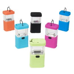 24 Units of 11led Portable Lantern 1.88x2.75x6.29in - Lamps and Lanterns