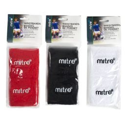 60 Units of Mitre Wristbrand Bandages - Workout Gear