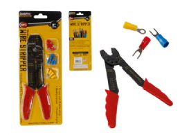 "96 Units of 8"" Wire Stripper With 15 Electrical Terminals - Electrical"