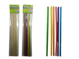 144 Units of 6pc Craft Dowels - Craft Kits