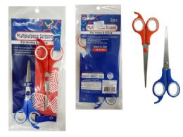 96 Units of 2 Piece Scissors - Scissors
