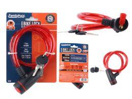72 Units of Bicycle Lock W/ Sliding Cover - Biking