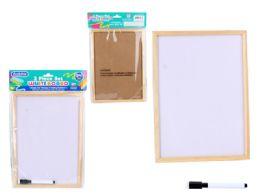 96 Units of 2pc Whiteboard Set - Dry Erase