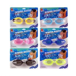 48 Units of Swimming Goggles - Summer Toys