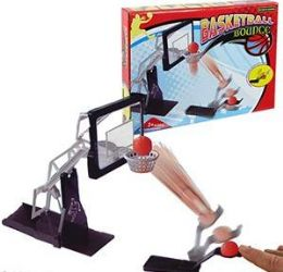 24 Units of Basketball Bounce Games - Magic & Joke Toys