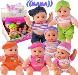 18 Units of Talking Sweet Baby Dolls - Dolls