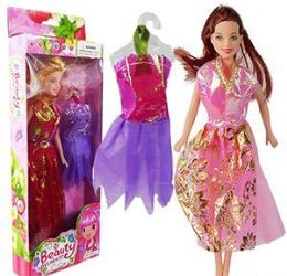 24 Units of Beauty Princess Fashion Dolls - Dolls