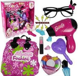 6 Units of 11 Piece Always Fashion Beauty Sets - Toy Sets