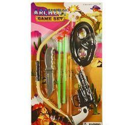 144 Units of Archery Game Sets - Toy Sets