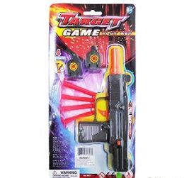 72 Units of Pull Back Dart Gun Sets - Toy Sets