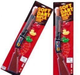 144 Units of Soft Dart Rifle Target Games - Magic & Joke Toys