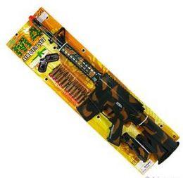 6 Units of M4 Dart Machine Guns - Toy Weapons
