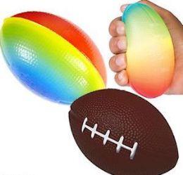 "480 Units of 3.5"" Football Stress Relax Balls - Balls"