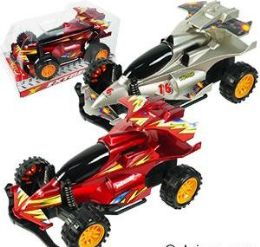 48 Units of Friction Powered Race Cars - Cars, Planes, Trains & Bikes