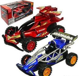 36 Units of Friction Powered Indy Race Cars - Cars, Planes, Trains & Bikes