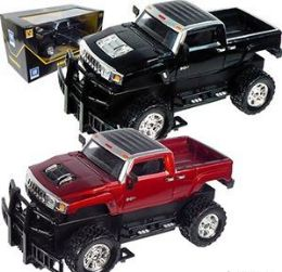 18 Units of Friction Powered Hummer H3T Pickups - Cars, Planes, Trains & Bikes