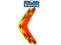 72 Units of Toy Boomerangs - Summer Toys