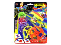 72 Units of Super Top Spinner - Toy Sets