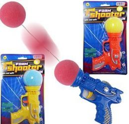 96 Units of Gun Foam Ball Shooters - Magic & Joke Toys