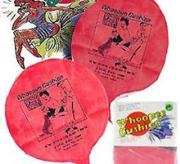 48 Units of Rubber Whoopee Cushions - Magic & Joke Toys