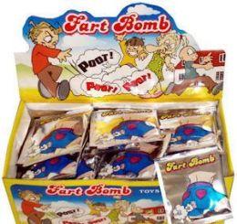 360 Units of Stink Bomb Sachet - Magic & Joke Toys