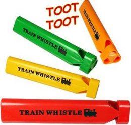 288 Units of Train Whistles - Magic & Joke Toys