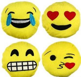 "192 Units of 8"" Plush Emojis - Plush Toys"