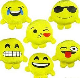"288 Units of 5.5"" Mini Plush Emoji Buddies - Plush Toys"