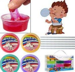 288 Units of Unicorn Pooh Slime - Slime & Squishees