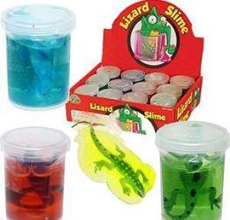 96 Units of Lizard Slimes - Slime & Squishees
