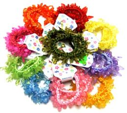 60 Units of Hair Bead Assorted Color - Hair Scrunchies
