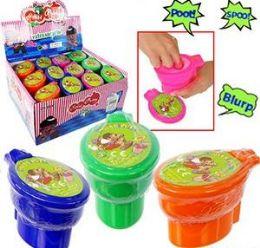 "48 Units of 3"" Whoopee Toilet Noise Putty - Magic & Joke Toys"