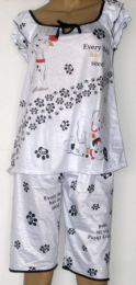 12 Units of Ladies Summer Sleepwear Mixed Size/color Dozen - Women's Pajamas and Sleepwear