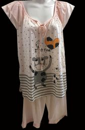 12 Units of Lady Summer PajamA-Mixed Size/color - Women's Pajamas and Sleepwear
