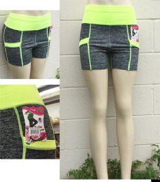 36 Units of Yoga Pants-Assorted Colors - Womens Leggings
