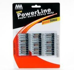 """48 Units of 30 Piece """"aaa"""" Batteries - Batteries"""