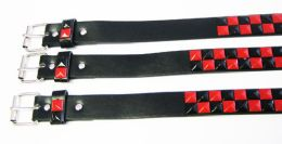 48 Units of Studded Belt (kids) Size: S.m.l.xl - Kid Belts