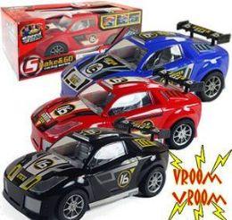 48 Units of Shake & Go Cars w/Sound - Cars, Planes, Trains & Bikes