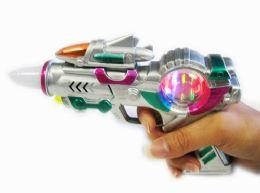 24 Units of Flash /Sound Toy Gun - Toy Weapons