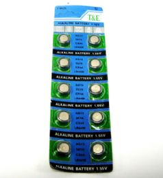 72 Units of 10 Piece 1.55 V Laser Battery - Batteries