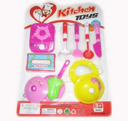 24 Units of Kitchen Toy Set - Toy Sets