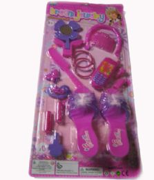 48 Units of Girl's Dream Jewelry Toy Set - Toy Weapons
