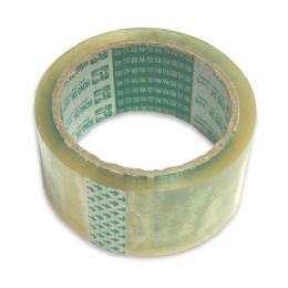 72 Units of Clear Packing Tape - Tape