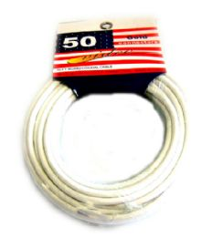 24 Units of 50 Foot Cable Cord - Cables and Wires
