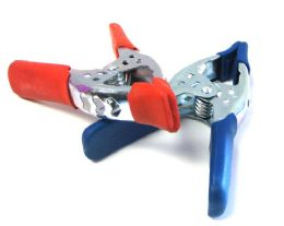 60 Units of Large Metal Clamp - Clamps
